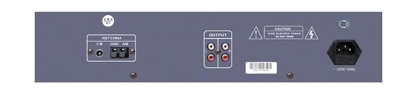 具有AM/FM波段,微电脑控制,数字调谐系统  具有手动存储及自动搜索存储电台的功能 , 具有音频信号电平指示及断电记忆功能  无线/有线广播接收(中波、调频)可对中央、省、市广播台节目进行接收转播  轻触按键控制,数字定频、选频、荧光VFD显示有自动调谐、存台/记忆功能  随机预设30组FM/AM电台  扫描记忆:自动选择你所决定选取的30个记忆频道任你聆听  四个字元电台名称记忆:让你方便地将喜爱的电台以四个字元设定  标准2U机箱,可上机柜  数字收音机中波639MHz~981MH