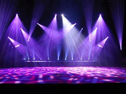 舞台灯光设备的基础知识-舞台灯光音响设计指南图片